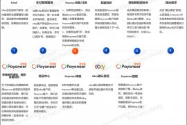 eBay如何绑定Payoneer账户收款?