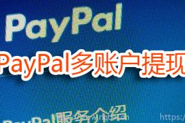eBay多账号操作教程,多PayPal如何批量提现到国内?