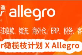 派安盈的橄榄枝计划可以入驻Allegro吗?